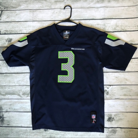 seahawks jersey youth